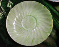 Glade Accessory Dishes - Alcohol Ink Tile Art - Dragonflys Wings