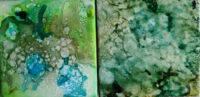 4x4 Bluegrass - Happy Spring - UnFramed Tiles - Dragonflys Wings