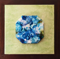 Best Friends - Framed Tiles - Dragonflys Wings